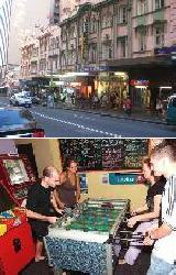 Maze Backpackers Hostel Accommodation Sydney