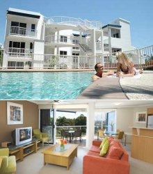 Ocean Vista on Alex Apartments, Sunshine Coast