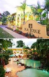 Palm Royale Hotel Cairns