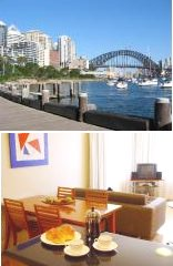 Kirribilli Village Apartments Sydney